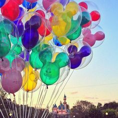 the happiest place on earth <3