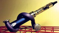 Hookah E-Cig Vape Pen Protector Vaping Stand Holder by VapeItSafe on Etsy