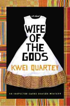 Wife of the Gods, can't wait to read!