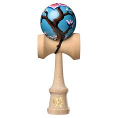 Kendama USA loves collaborating with artists like Cook, Girr, BHC, Sean Ricks and more. We are happy to bring you unique designs from top artists the world over. Kaizen, Cherry Blossom, Toys, Activity Toys, Clearance Toys, Gaming, Cherry Blossoms, Games, Toy