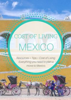 Cost of Living in Mexico: How much does it cost to live in Mexico? We've got a…