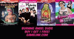 Gamelink Buy 1 Get 1 Free DVD Black Friday Sale 2017