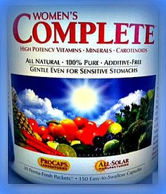 Andrew Lessman Multivitamin - Women's Complete 30 Packets – High Potencies of Nutrients, Essential Vitamins, Minerals & Carotenoids. No Binders, No Fillers, No Additives Fibromyalgia Supplements, Vitamins And Minerals, Excercise, Healing, Pure Products, Multi Vitamin, Thyroid, Ms, Fitness