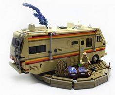 Breaking Bad LEGO set.