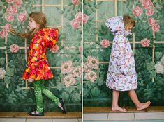 Inspired by fairy tales, Aristocrat Kids hand produces precious girls clothing in luxurious fabrics like silk, cashmere, wool, and linen.