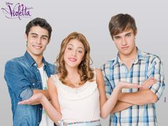 Estreia so na Prom Night: Violetta.