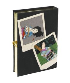 Olympia Le-Tan – ARAKI BOOK CLUTCH