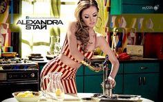 "Alexandra Stan We want ""lemonade"" please!"
