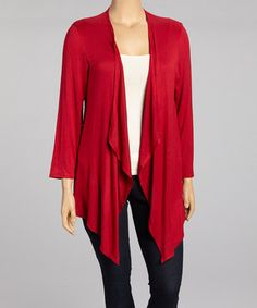 OMGOSH! IT'S FAB-U-LOUS!!! WOW! I LOVE.LOVE.LOVE.IT!! OMGOSH! FAB! I LOVE.LOVE.LOVE IT!  Cover-ups are lovely and this one is no exception. Slip into this fabulously flowing piece for a look that's sweetly stylish.