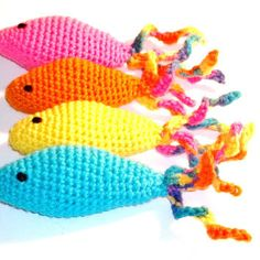 Shop Fish Cat Toy on Wanelo
