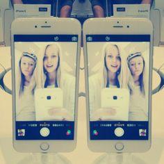 iphones tho. selfie. bestfriends