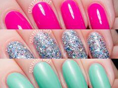 KBShimmer 6th Anniversary Collection   Chalkboard Nails   Nail Art Blog