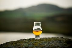 The Making of Laphroaig Whisky by Niall Cotton , via Behance