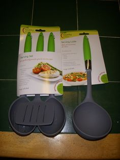 Healthy Steps Portion Control Serving Utensils