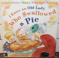"Tami Reads ""I Know an Old Lady Who Swallowed a Pie"" By: Alison Jackson"