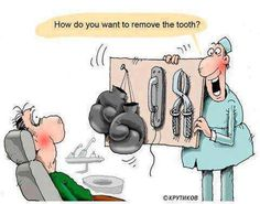 Dental humor; too funny!
