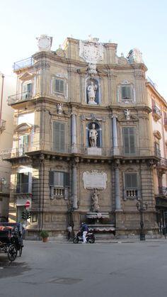 Fotografía: Ella Mallol- Palermo Palermo, Louvre, Street View, Building, Fotografia, Impressionism, Street, Mosaics, Buildings