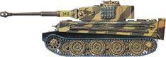 Tiger Tank Color Schemes - Bing Images