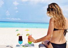 Sandos Cancún, paraíso caribeño. #JuevesDePlaya  Sandos Cancun, Caribbean paradise. #BeachThursday