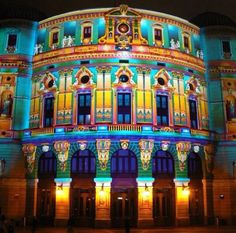 Teatro Arriaga (Bilbao, Spain)