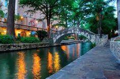 San Antonio Riverwalk - https://www.thesanantonioriverwalk.com/