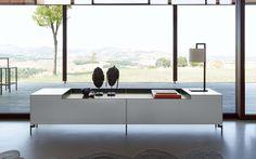 piure creating living space - sideboard nex line regal flex puro – create living space