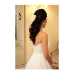 » Cabelos e Maquiagem ❤ liked on Polyvore featuring cabelo