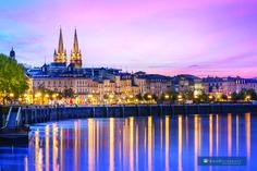 Ahhh, Bordeaux...so pretty! #AmaSTN #rivercruise #luxurytravel #anniversarytrips #europetravel #winetrip #francetravel #winetasting