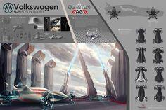 Volkswagen Design Contest | S-2 BOSON RACER