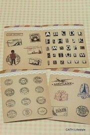 YO 4 sticker vellentje vintage