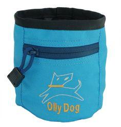 OllyDog Treat Bag Plus, Blueberry - http://www.thepuppy.org/ollydog-treat-bag-plus-blueberry/