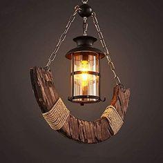 Cool Lamps, Unique Lamps, Diy Pendant Light, Pendant Lamps, Pendant Lights, Creative Lamps, Lamp Makeover, Boho Home, Décor Boho