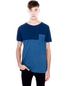 Two tones T-shirt