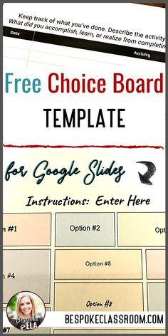 Subscribe to BespokeClassroom.com and unlock the FREEBIE LIBRARY where you can find this CHOICE BOARD FREEBIE plus 50+ other Freebies for teaching secondary ELA. #bespokeela #englishteacher #englishteaching #teachingela #teachingenglish #distancelearning #remotelearning #remoteteaching #elearning #digitallearning #digitallessons #googleslides #choiceboard Teaching Secondary, Teaching Spanish, Teaching English, Choice Boards, Essay Writing Tips, Essay Tips, Teaching Strategies, Teaching Ideas, Google Classroom