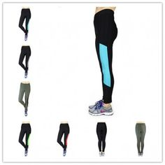 wholesale 12 pieces women athletic fitness sports yoga pants style 2 assorted colors