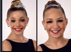 Okay what is this lol Maddie and Chloe face swap xD