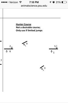 Jump course