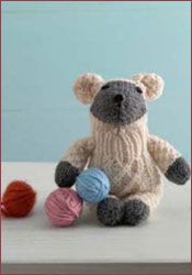 Five Knitted Toy Patterns: Free Download!