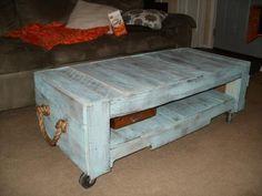 37+ Amazing DIY Pallet Tables - Page 4 of 5 - trendsandideas.com