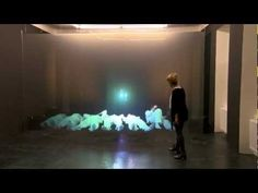 ▶ Making of holographic projection - conceptual art - YouTube