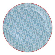Tokyo Design Studio Starwave Dessert Plate - Small Wave - Aqua/Red (21 AUD) ❤ liked on Polyvore featuring home, kitchen & dining, dinnerware, blue, red plate blue plate, aqua plates, blue porcelain plates, japanese porcelain plate and microwave safe dinnerware Tokyo Design, Red Plates, Japanese Porcelain, Dinnerware, Aqua, Outdoor Blanket, Tableware, Kitchen Dining, Microwave