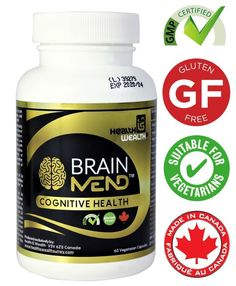 Amazon.com: BRAINMEND™ Premium Brain Health & Memory Supplement, Best Herbal Nootropic with Bacopa, Ashwagandha, Lion's Mane - For Brain & Cognitive Function, Memory Improvement & Enhancement (Licensed Product): Health & Personal Care