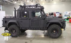 Another cool vehicle
