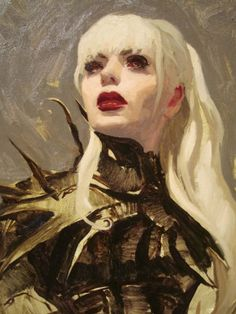 """""""Emily Lazar"""" By Michael Hussar"""