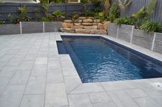 pool deck limestone - Google Search