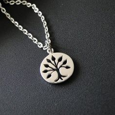 simple tree of life, would make a good tattoo