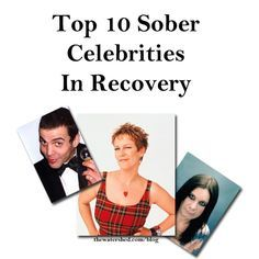 Top 10 Sober Celebrities In Recovery See the link for the rest of the article.#. #hawaiirehab www.hawaiiislandrecovery.com