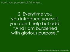 Loki'd ;)