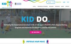 Improve Your Move Fun Activities For Kids, Physical Activities, School Holiday Programs, Pe Teachers, List Of Resources, Learn To Run, Helping Children, School Holidays, Research Paper