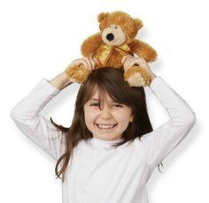 Melissa Doug Baby Ferguson Teddy Bear Stuffed Animal #MelissaDoug